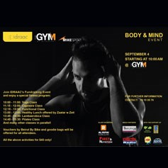 Body and Mind Event