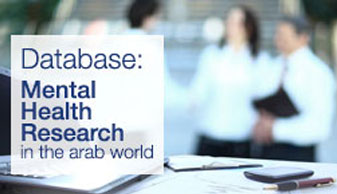 Mental health Research in the Arab World Database