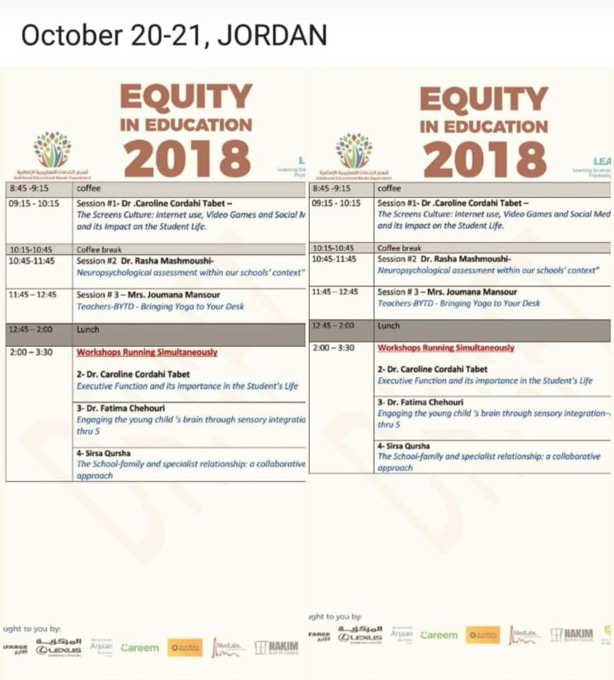 Equity in Education 2018