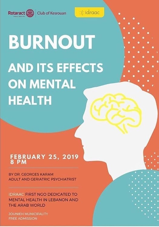 Burnout and Its Effects on Mental Health