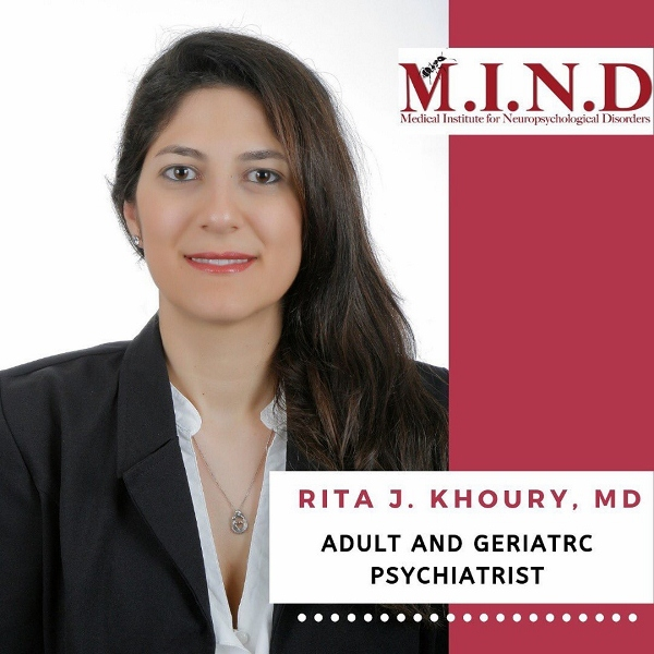 Dr. Rita Khoury joins the MIND team