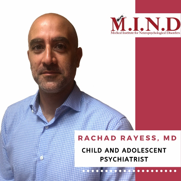 Dr. Rachad Rayess joins the MIND team