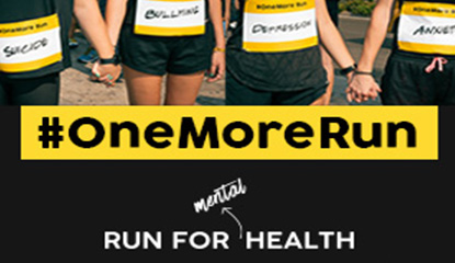 One More Run - Run for Mental Health
