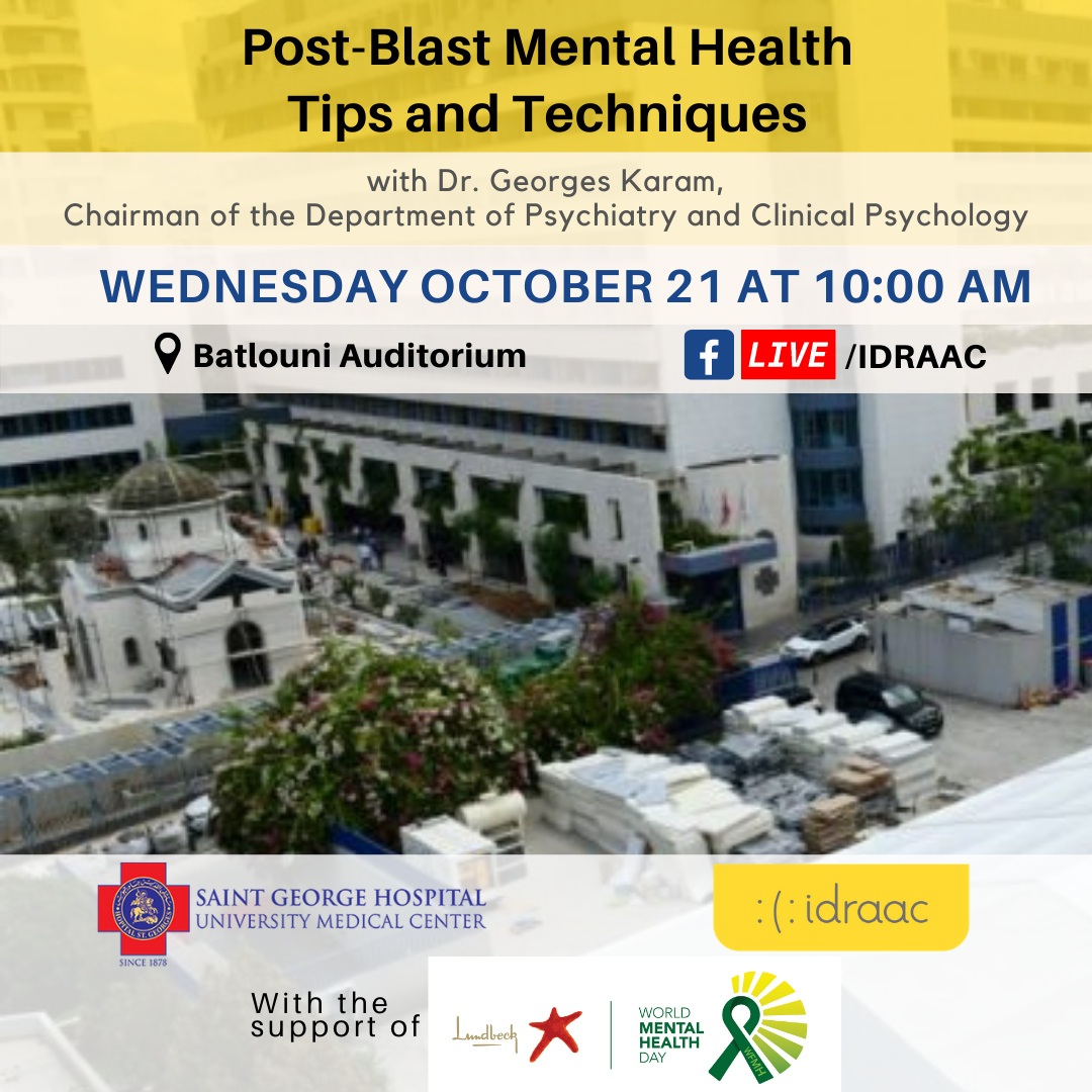Post-Blast Mental Health Tips and Techniques