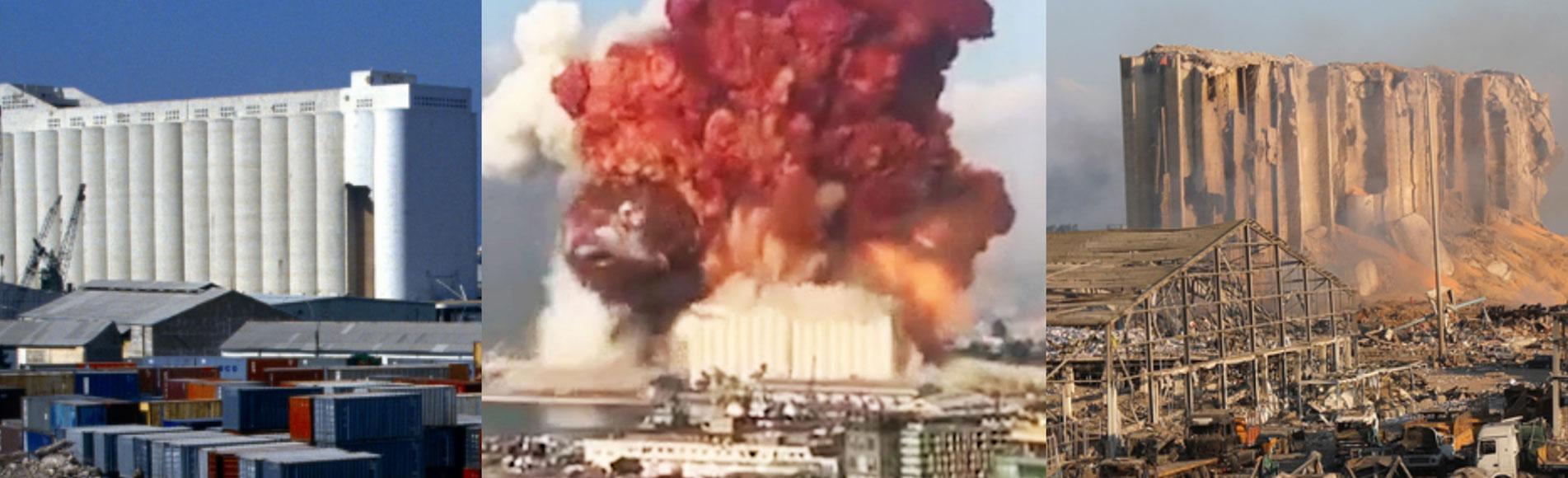 Beirut Blast Response